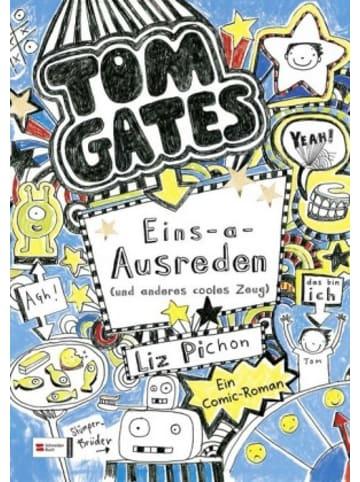 EGMONT Schneiderbuch Tom Gates - Eins-a-Ausreden (und anderes cooles Zeug)