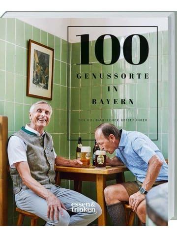 Landwirtschaftsverlag 100 Genussorte in Bayern   Ein kulinarischer Reiseführer