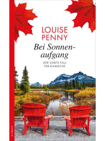 Kampa Verlag Bei Sonnenaufgang