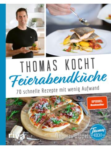 Riva Thomas kocht: Feierabendküche