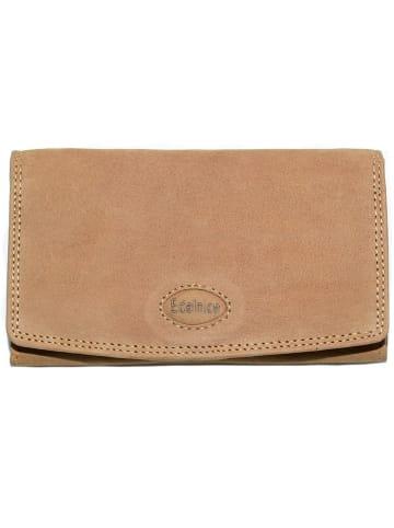 Edelnice Portemonnaie in braun