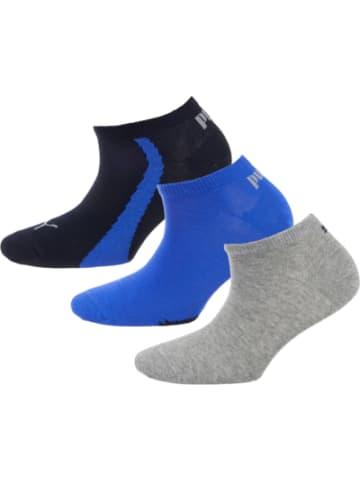 Puma 3 Paar Sneakersocken Socken