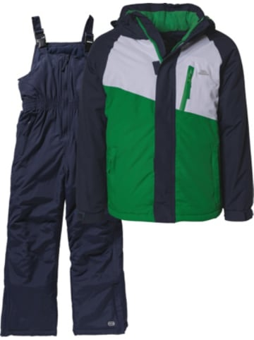 Trespass Kinder Skianzug CRAWLEY 2-teilig