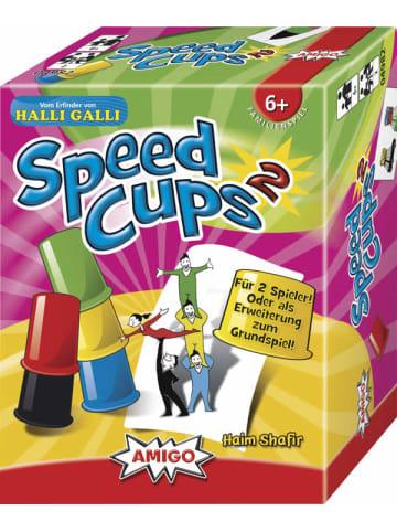 Amigo Speed Cups 2 - Famielenspiel für 2 Spieler ab 6 Jahren