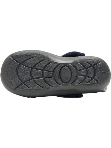 Hummel Sneakers Low Wool Slipper Infant in BLACK IRIS