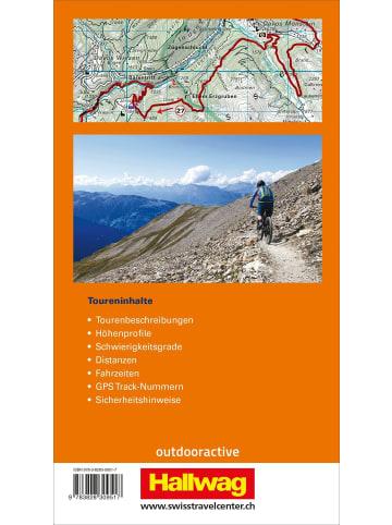 Hallwag-Verlag Schweiz, 50 Mountainbike Classic-Rides | GPS Tauglich, Mit allen Tourenfacts,...