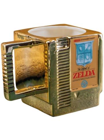 Zelda The Legend of Zelda Tasse goldener Modul