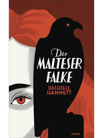 Kampa Verlag Der Malteser Falke