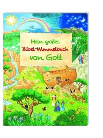 Deutsche Bibelgesellschaft Mein großes Bibel-Wimmelbuch von Gott