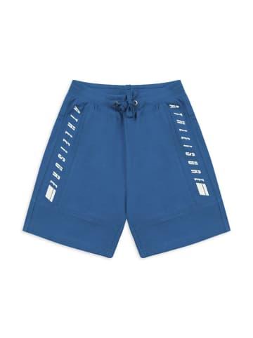 Panco Kurze Hose - mit Gummizug - für Jungen in Blau