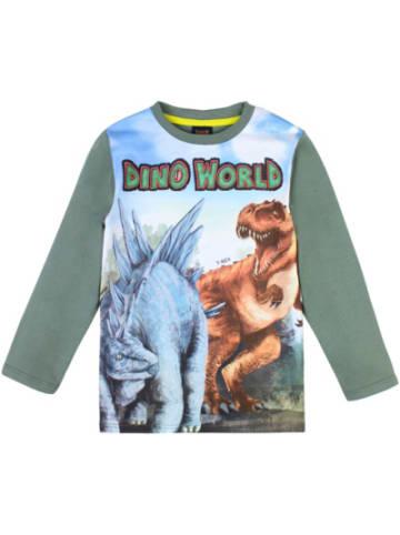 Dino World Dino World Langarmshirt