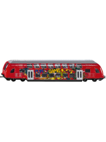SIKU  1791 Doppelstock Zug 1:87