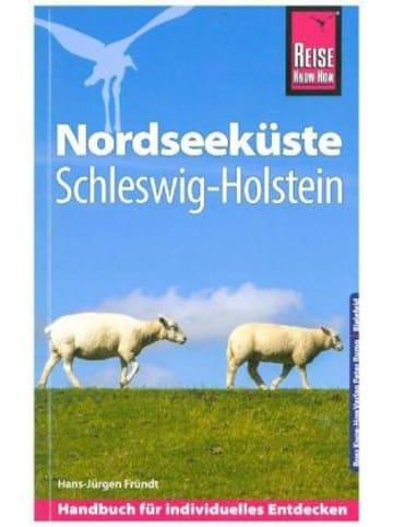 Reise Know-How Verlag Peter Rump Reise Know-How Reiseführer Nordseeküste Schleswig-Holstein