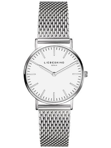 Liebeskind Armbanduhr in silber