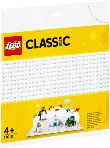 LEGO Classic 11010 Weiße Bauplatte