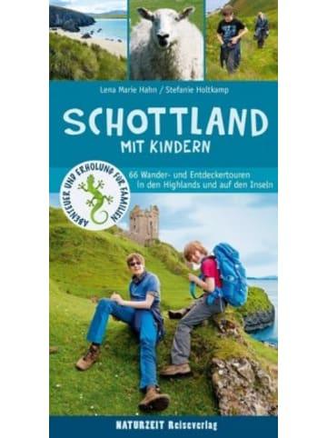 Naturzeit Reiseverlag Schottland mit Kindern