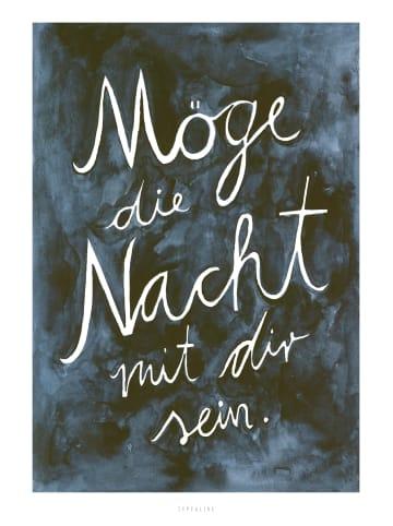 """Typealive Print """"Nacht"""" / A3 bis 60 x 90 cm"""