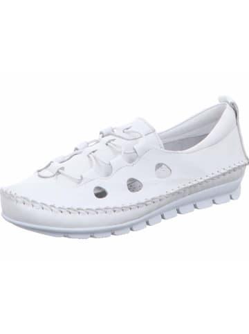 Gemini Slipper in weiß