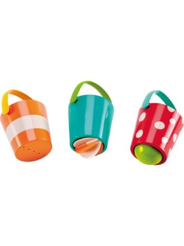 Hape Toys Buntes Eimer-Set