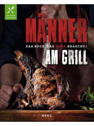 Heel Verlag Männer am Grill - Das Buch, das Mann braucht!, m. 1 Beilage