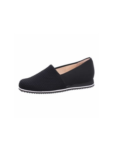 HASSIA Slipper in schwarz