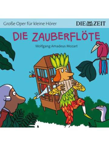 Amor Verlag Die Zauberflöte, 1 Audio-CD