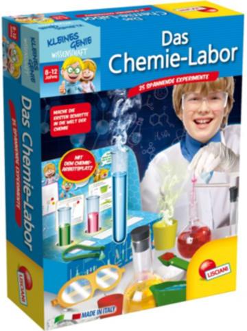 LISCIANI Das Chemie-Labor