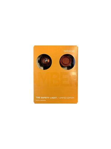 Orbiloc AMBER Safety Pack Sparset Safety Light + Reflective Clip