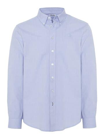 Colorado Jeans Hemd in 16-3922 Brunnera Bl
