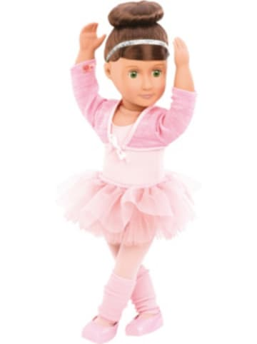 Our generation Deluxe Puppe Ballerina Sydney Lee 46cm