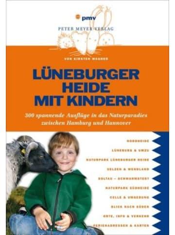 Pmv Peter Meyer Verlag Lüneburger Heide mit Kindern