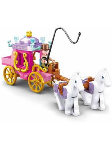 Sluban Pferde mit Kutsche (139 Teile)