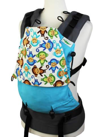 Buzzidil Buzzidil Babytrage I Monkeys I Fullbuckle