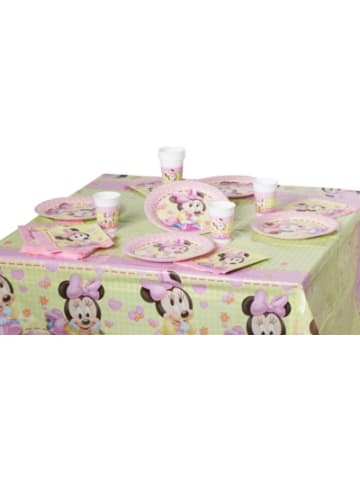 Procos Partyset Minnie Mouse Baby, 37-tlg.