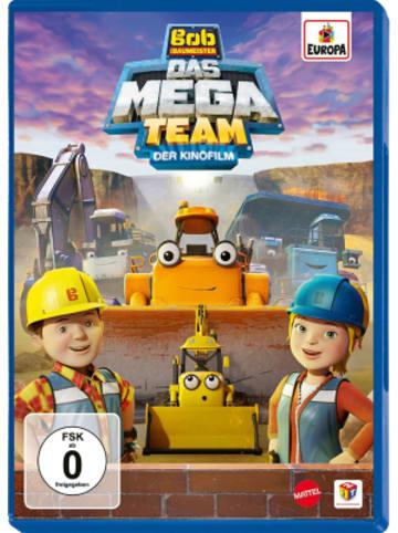 Bob der Baumeister DVD Bob der Baumeister - Das MEGA Team (Der Kinofilm)