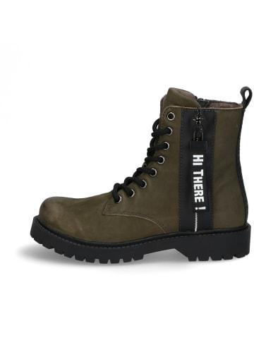 Braqeez Boots Belle Boot in grün