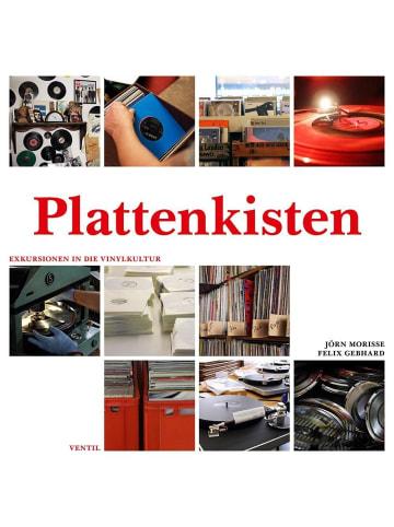 Ventil Plattenkisten   Exkursionen in die Vinylkultur