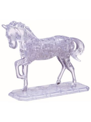 HCM großes Crystal Puzzle - Pferd Transparent
