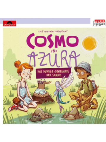UNIVERSAL CD Rolf Zuckowski präsentiert Cosmo & Azura (Musikhörspiel)