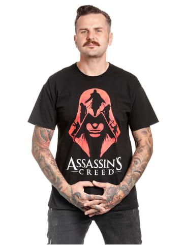 Ubisoft T-Shirt Assassins Creed Red Coat in schwarz