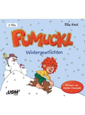 United Soft Media Pumuckl Wintergeschichten, 2 Audio-CDs