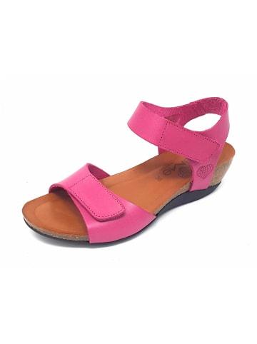 TakeMe Sandalen/Sandaletten in magenta