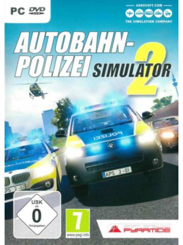 Ak tronic PC/DVD: Autobahn-Polizei Simulator 2