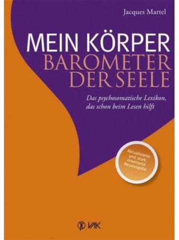 VAK-Verlag Mein Körper, Barometer der Seele
