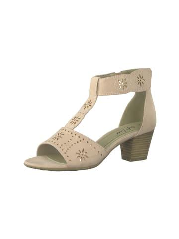 Softline Sandalen/Sandaletten in beige