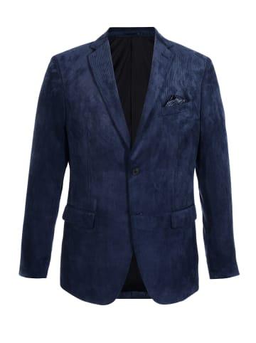 Big Fashion Sakko in blau