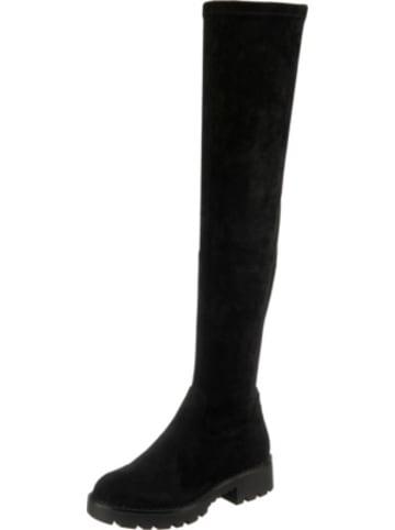 Buffalo Myrna Overknee-Stiefel