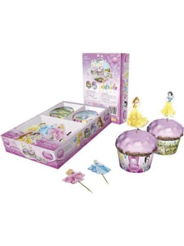 Dekoback 01-14-00729 Muffinset Disney Princess 48-tlg.