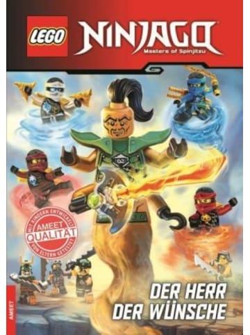 Ameet LEGO Ninjago - Der Herr der Wünsche