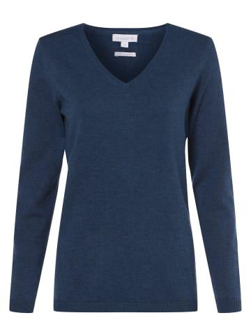 Brookshire Pullover in indigo